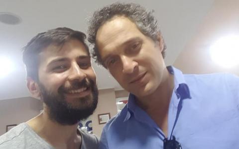 Giovanni e Claudio Santamaria