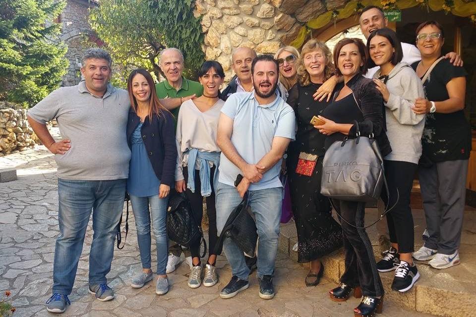 Gruppo organizzato per partenze a Medjugorie